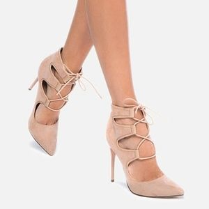 Damali Nude Pumps